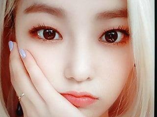 CLC Yeeun cumtribute