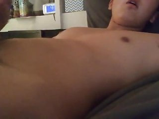 Horny Verbal Asian Masturbates