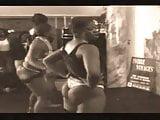 African tribal culture. Facesitting ass. Granude no skirt.